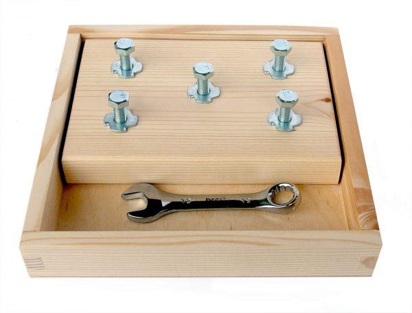 Śruby klucz