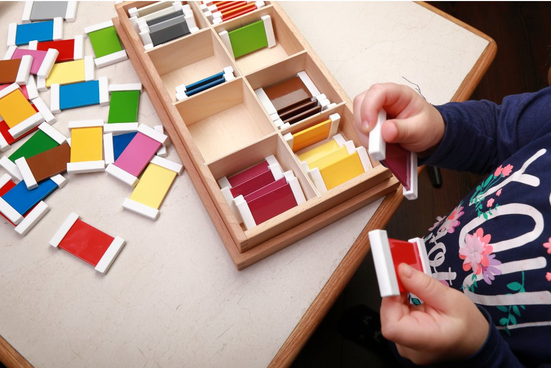 Montessori wpraktyce.