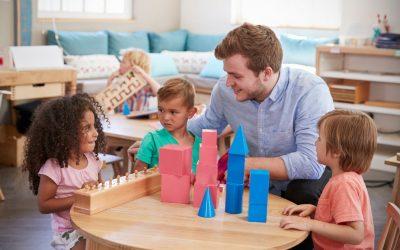 5 elementów pedagogiki Montessori, które możesz natychmiast wprowadzić dożycia codziennego.