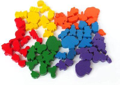 Sorter zestaw figurki
