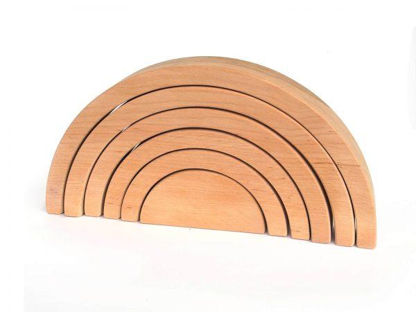 Tęcza Montessori naturalna